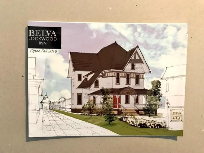 Belva Lockwood Inn Rendering